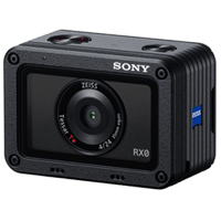 New Sony Cybershot DSC-RX0 21MP Digital Camera (FREE DELIVERY + 1 YEAR WARRANTY)