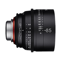 New Samyang Xeen 85mm T1.5 Lens for M4/3 (FREE DELIVERY + 1 YEAR WARRANTY)