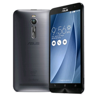 ASUS ZenFone 2 ZE551ML Dual 64GB 4GB RAM 4G LTE International SmartPhone Silver  UNLOCKED (1 YEAR WARRANTY)